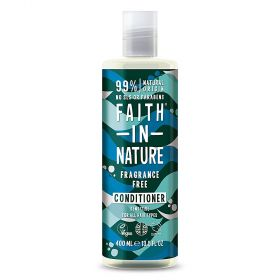 Faith in Nature Fragrance Free Conditioner 6x400ml