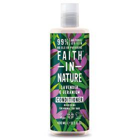 Faith in Nature Lavender & Geranium Conditioner 6x400ml