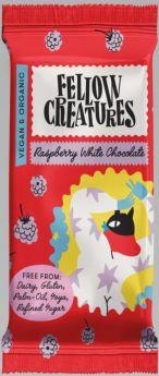 Fellow Creatures Raspberry White Chocolate 15x30g