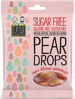 Free From Fellows Gummy Bears 100g x10