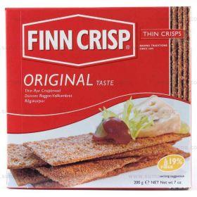 Finn Crispbreads Five Wholegrains - Thin 190g x9