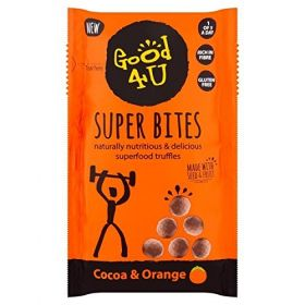 Good4U Cocoa & Orange Super Seed Shots 30g x20