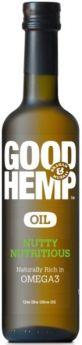 Good Hemp 100% Natural Cold Pressed Oil 250ml x6