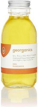 Georganics Red Mandarin Oilpulling Mouthwash 300ml x10