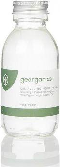 Georganics Tea Tree Oilpulling Mouthwash 300ml x10