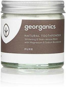Georganics Pure Natural Toothpowder 60ml x10