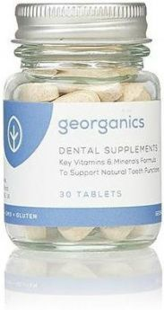 Georganics Vitamins and Minerals Dental Supplement (30's) x10