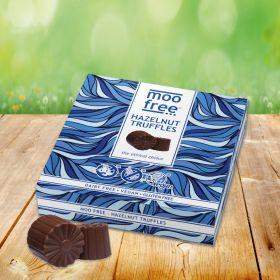 Moo Free Hazelnut Truffle 108g x6