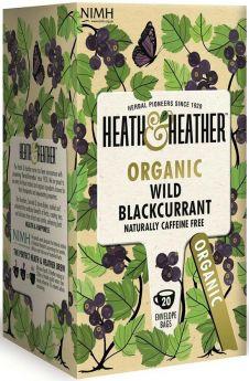 Heath & Heather Super Seeds - Coriander, Fennel and Fenugreek Enveloped Tea Bags 30g (20's) x6