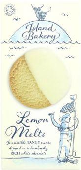 Island Bakery Lemon Melts 150g x12