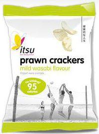 Itsu Prawn Crackers - Sweet Chilli 19g x24