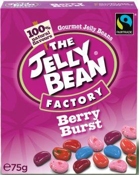 Jelly Bean Fair Trade Berry Burst (16x75g)