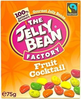 Jelly Bean Fair Trade Fruit Cocktail (16x75g)