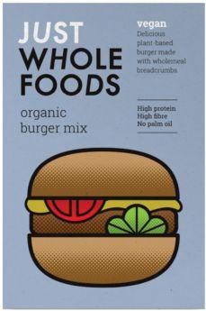 Just Wholefoods Organic Banger Mix 125g x6