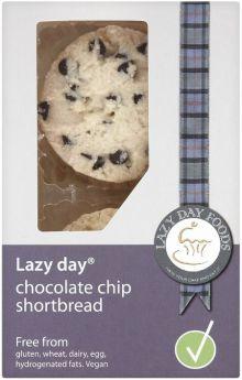 Lazy Day Belgian Dark Chocolate Peppermint Truffle Slice 150g x8
