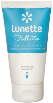 Lunette Yellow (Model 2 - Normal to Heavy Flow) Reusable Menstrual Cup x1