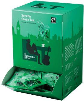 London Tea Company Fair Trade Sencha Green Teabags 40g (20s) x6