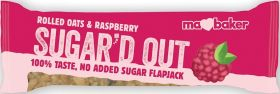 Ma Baker Giant Coffee Oat Bar (Source Of Carbohydrates) 90g x20