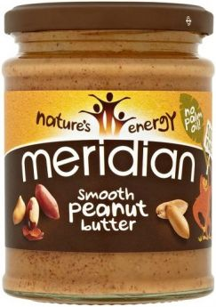 Meridian Peanut Butter - Smooth 1kg x1