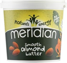 Meridian Almond Butter - Smooth 170g x6
