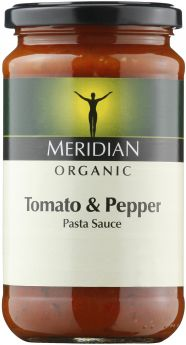 Meridian Organic Free From Tomato and Herb Pasta Sauce 440g x6