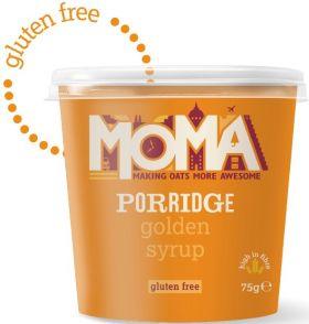 Moma Porridge Cranberry & Raisin Pot 76g x12