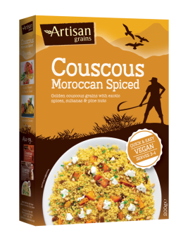 Moroccan Spiced Couscous 200g
