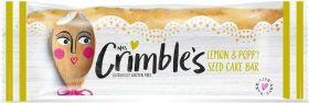 Mrs Crimble's Jammy Sponge Cake Bar 50g x18