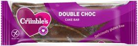 Mrs Crimble's Lemon and Poppy Seed Cake Cake Bar 50g x18