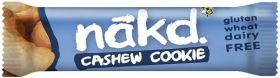 NAKD Gluton Free Cashew Cookie (18x35g)