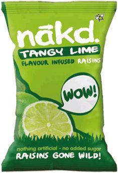 Nakd Cola Infused Raisins (18x25g)
