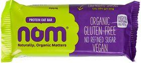 Nom (Naturally, Organic Matters) Organic Oat Bar - Original 52g x12
