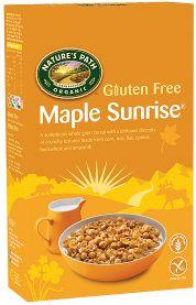 Natures Path Organic Cereal - Honey Sunrise 300g x4