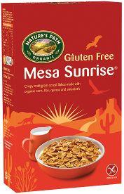 Natures Path Organic Cereal - Maple Sunrise 332g x 4