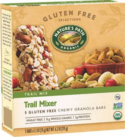 Natures Path Organic Granola - Honey & Almond 325g x12