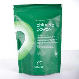 Naturya Organic Chlorella Powder 200g  x6