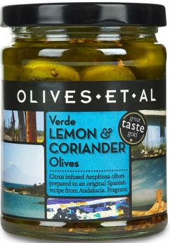 Olives Et Al Very Deli Herbed & Pitted Olives 250g x6