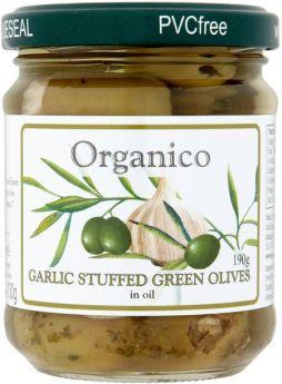 Organico Organic Capers (In Brine) 100g x6