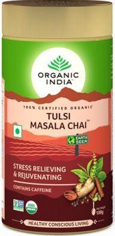 Organic India Masala Chai Tulsi Teabags (25's) x10