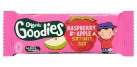 Organix Goodies Apple & Raspberry Oaty Bar 30g x50