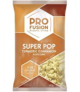 Profusion Turmeric Cinnamon Spice Popcorn 20gx12