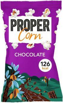 Propercorn Fair Trade Chocolate Popcorn 26g x24
