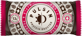 Pulsin Maple and Peanut Protein Booster 50g x18