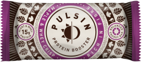 Pulsin Maple and Whey Crisp Protein Booster 50g x18