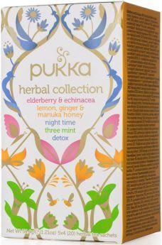 Pukka Tea Organic Three Mint 20's x4