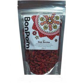 BonPom Raw Organic Goji Berries 1 x200g