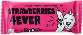 Roo'Bars Organic Cherry Party and Chocolate Chip Bar 30g x20