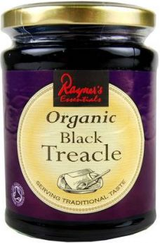 Rayners Black Treacle - organic 340g x6