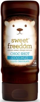 Sweet Freedom Choc Shake Caramel Milkshake Maker 310g x6