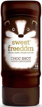 Sweet Freedom Choc Shot Coconut Liquid Chocolate 320g x6